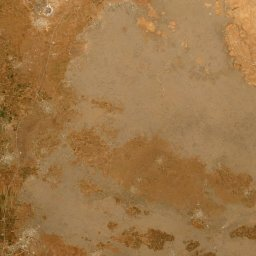Karte (Kartografie) - Gouvernement al-Quneitra (Quneitra ...