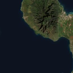 Effects of Sea Level Rise on Maui & Molokai District's