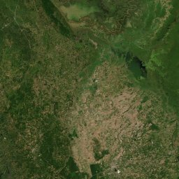 地図 - 南コタバト州 (Province ...