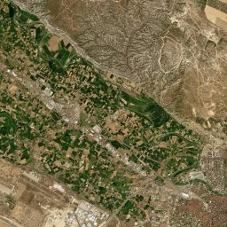 Saragozza Spagna Cartina Geografica.Mappa Saragozza Zaragoza Map N All Com