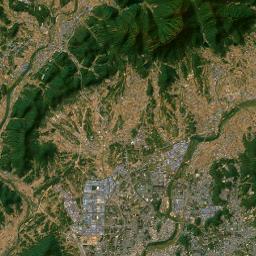 地図 - 光州広域市 (Gwangju) - ...