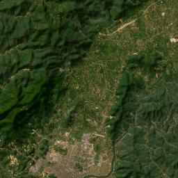 地図 - 瀏陽市 (Guankou) - MAP[N]ALL.COM