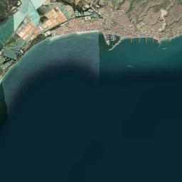 Mapa Guardamar Del Segura.Mapa Guardamar Del Segura Map N All Com