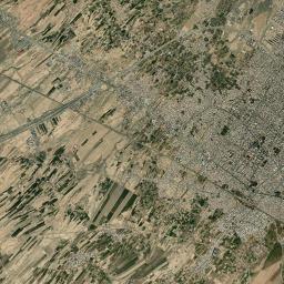 地図 - ニーシャープール (Nīshā...