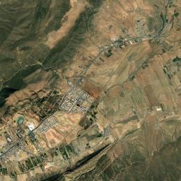 Karte (Kartografie) - Batna (Stadt) (Batna) - MAP[N]ALL.COM