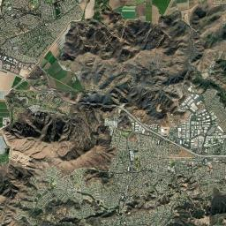 Wednesday Update Map Of Evacuations And Shelters Near Ventura