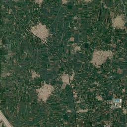 Karte (Kartografie) - Tanta (Tanda) - MAP[N]ALL.COM