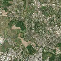 Karte (Kartografie) - Heroica Matamoros - MAP[N]ALL.COM