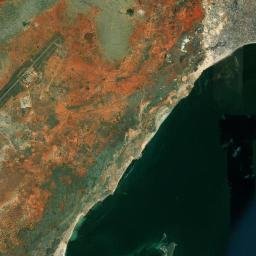 Map - Kismayo - MAP[N]ALL COM