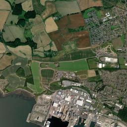 地図 ロサイス Rosyth Map N All Com