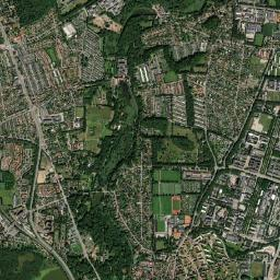Mapa - Gmina Gentofte (Gentofte Kommune) - MAP[N]ALL.COM