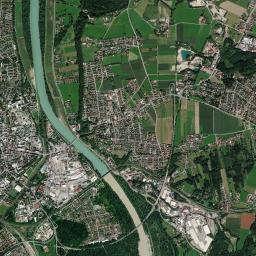 Niemiec bawaria mapa Bawaria