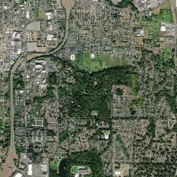 City of Puyallup - Zoning Map