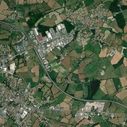 Carte géographique - Bressuire - MAP[N]ALL.COM
