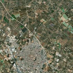 Carte Italie Corato.Carte Geographique Corato Map N All Com