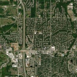 City of Lenexa KS Fire Metrics Interactive Map