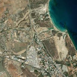 Karta Famagusta Cypern.Karta Famagusta Map N All Com
