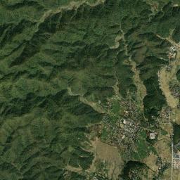 Географическая карта - Дьенбьенфу (город) on