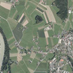 Mapa bawaria MICHELIN Ellingen