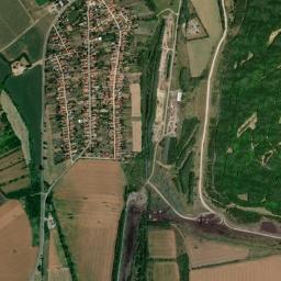 mezőnyárád térkép Mezőnyárád műholdas térkép   Magyarország térkép