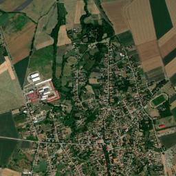 mezőkeresztes térkép Mezőkeresztes műholdas térkép   Magyarország térkép