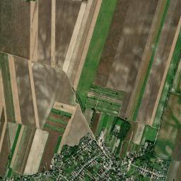 bana térkép Bana műholdas térkép   Magyarország térkép