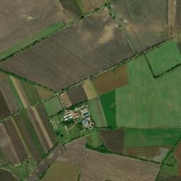 tiszanána térkép Tiszanána műholdas térkép   Magyarország térkép