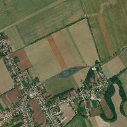 szil térkép Szil műholdas térkép   Magyarország térkép
