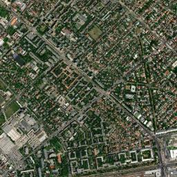 magyarország műholdas térkép Budapest műholdas térkép   Magyarország térkép