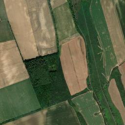 bonnya térkép Bonnya műholdas térkép   Magyarország térkép