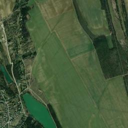 pogány térkép Pogány műholdas térkép   Magyarország térkép