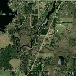Little Horn Lake WI Fishing Reports Map Hot Spots