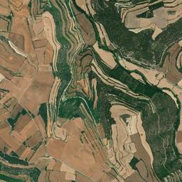 Vallfogona De Riucorb Mapa.Mapa Vallfogona De Riucorb Map N All Com