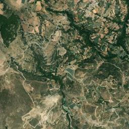 Mapa De La Alpujarra.Mapa Alpujarra Granadina Map N All Com