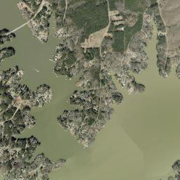 Gaston Nc Map.Lake Gaston Nc Fishing Reports Map Hot Spots
