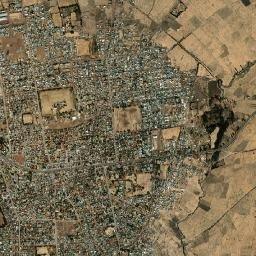 Map - Dodola, Ethiopia (Dodola) - MAP[N]ALL COM