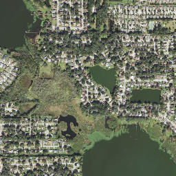 Valrico Lake Overview Current Conditions TampaBayWaterAtlasorg - Kiser lake map