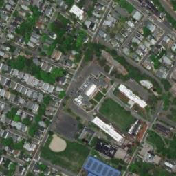 Tufts Campus And Surrounding Area Foraging Map