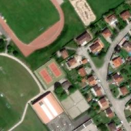 Parc Des Sports Terrain De Football Amberieu En Bugey 01500 Ain