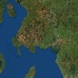 Satellite Map Of Ireland.Draw A Route On Google Maps Google Maps Pedometer Embed Route