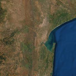 Karta Afrikas Ostkust.Karta Limpopoprovinsen Limpopo Map N All Com