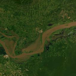 Deforestion And Land Confict In Gleba Nova Olinda Para Brazil