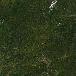 Officials Release Interactive Map Showing The Massive Scale Of