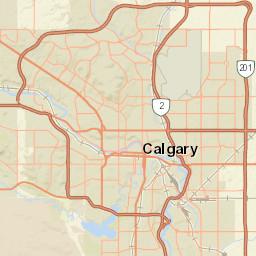 Calgary Police Service Office Locations Map Open Calgary