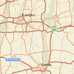 Cartina Dati Lombardia.Citta Metropolitana Milano Confini Comuni E Zone Omogenee Open