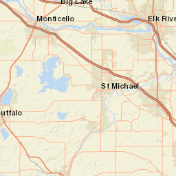 Historic And Current Section Maps Hennepin County - Rogers-us-coverage-map