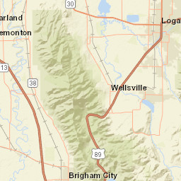 Wellsville Utah Map.Official Site Of Cache County Utah Dog License