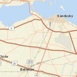 USGS Site Map for USGS 04198000 Sandusky River near Fremont OH Sandusky Map on broadview heights map, marlette map, cedar point map, davison township map, masury map, burney map, rose city map, luna pier map, south vienna map, holmes map, new phila map, elida map, pickerington map, ohio map, st. ignace map, salem center map, jones valley map, west geauga map, cedartown map, blacklick map,