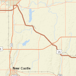 Utility Construction Map Henry County Remc