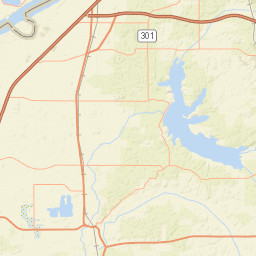 USGS -- Groundwater Watch Desoto County Gis Map on